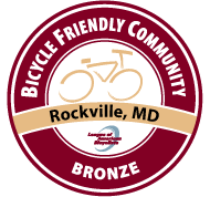 Bicycle Friendly Community Bronze medal