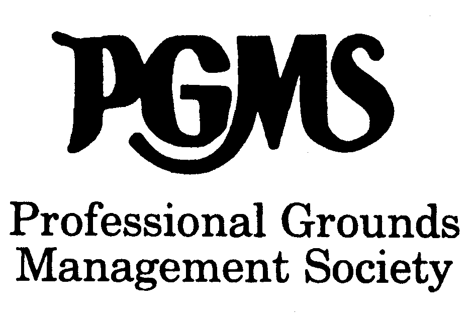 Professional Grounds Management Society Logo