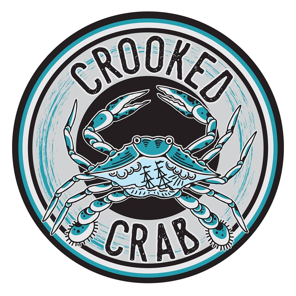 Crooked Crab Logo
