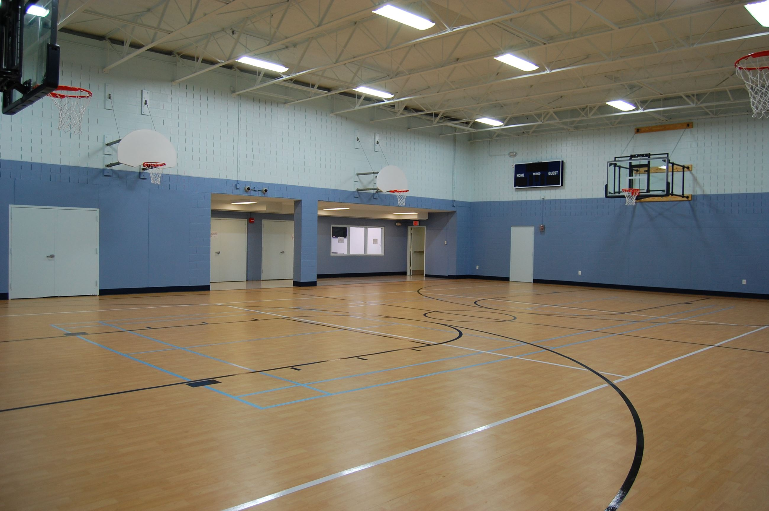 Lincoln Park Community Center Gym