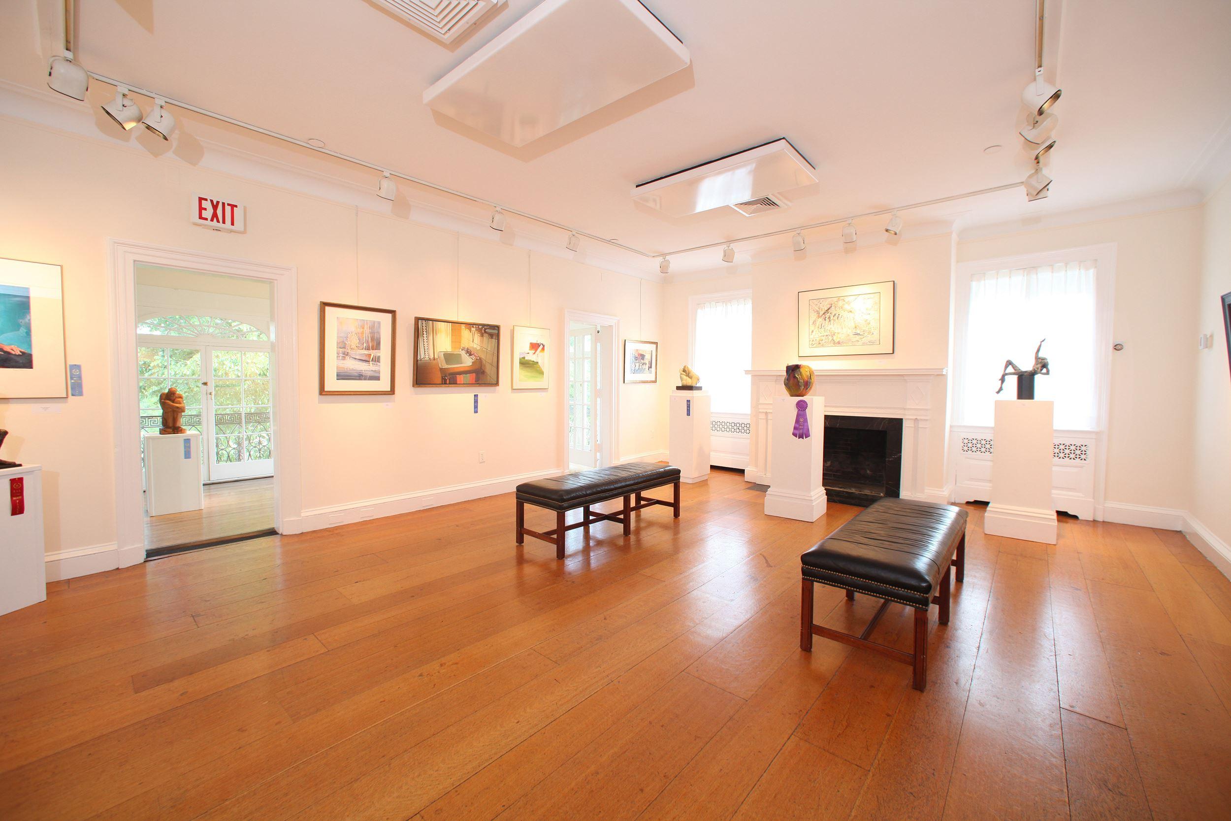 Art Gallery at Glenview Mansion