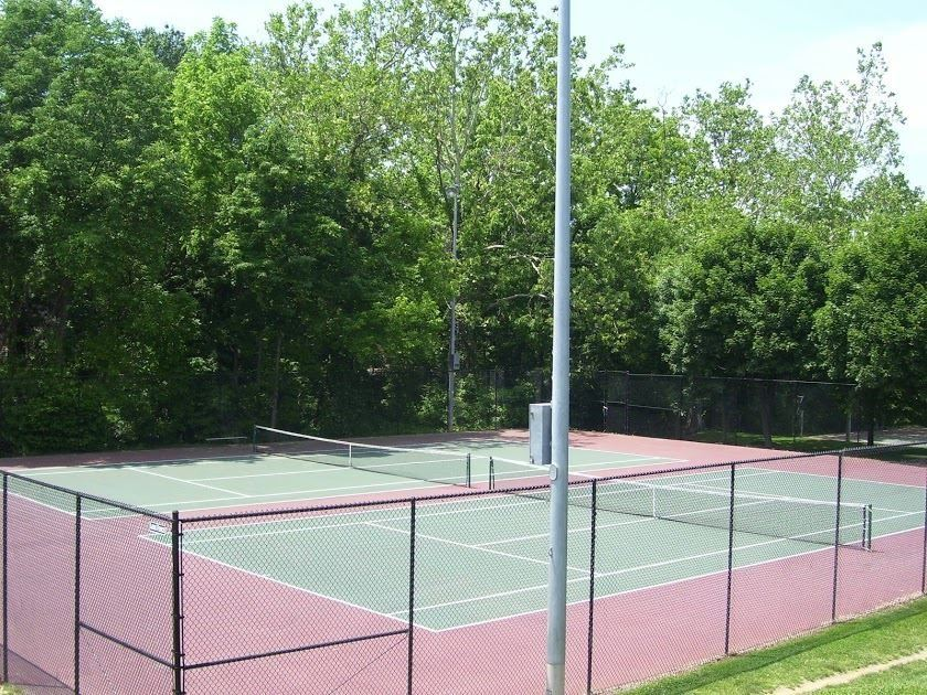 Twinbrook Tennis Courts