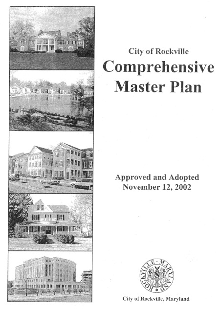 Comprehensive Master Plan Cover