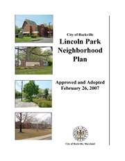 Lincoln Park Neighborhood Plan cover image Opens in new window