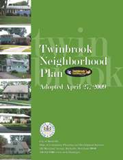 Twinbrook Neighborhood Plan cover image Opens in new window