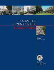 Town Center Master Plan cover image Opens in new window