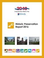 Historic Preservation Trends Report