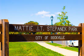 City of Rockville Park - Mattie J. T. Stepanek