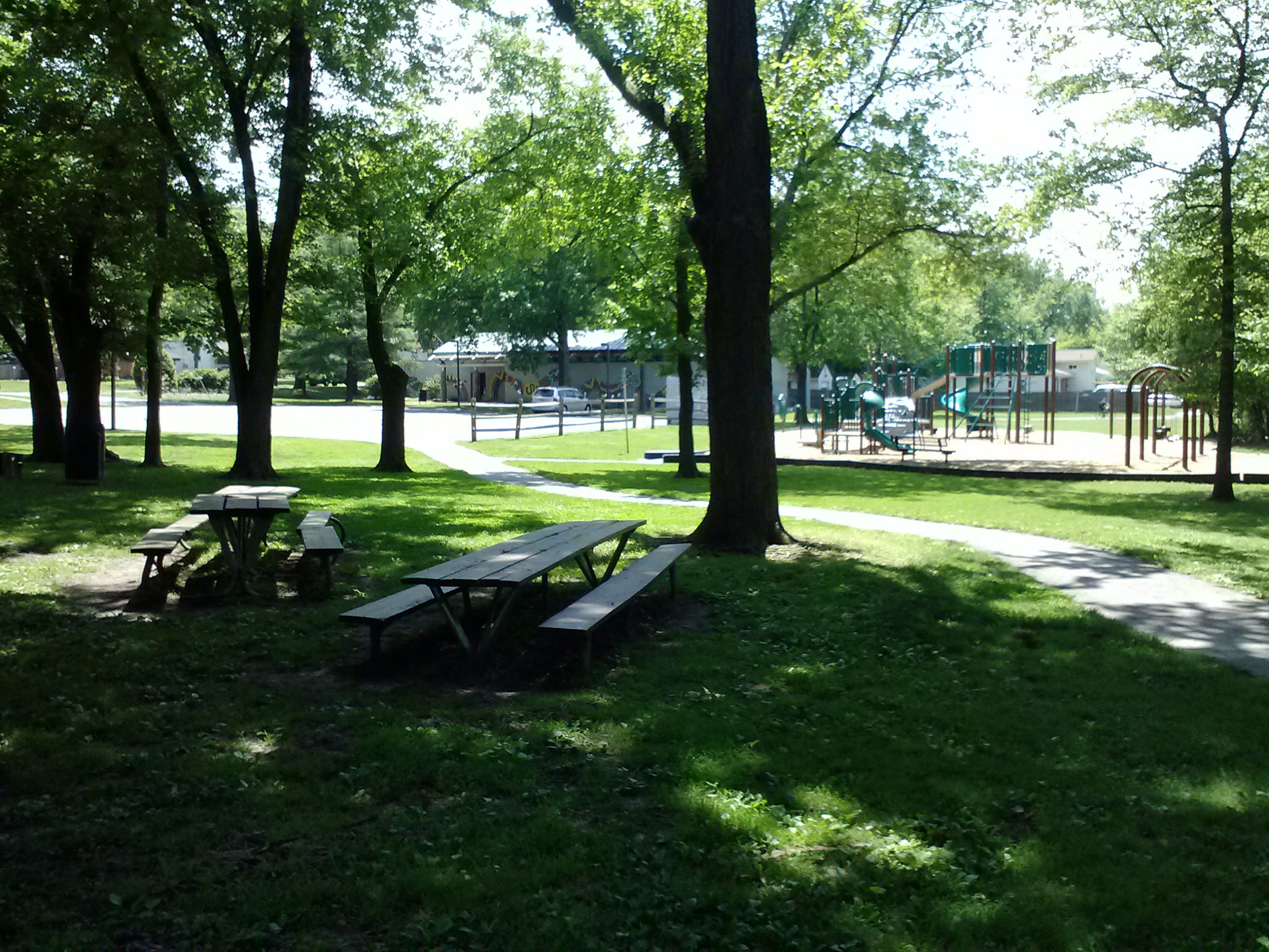 Elwood Smith Park picnic area