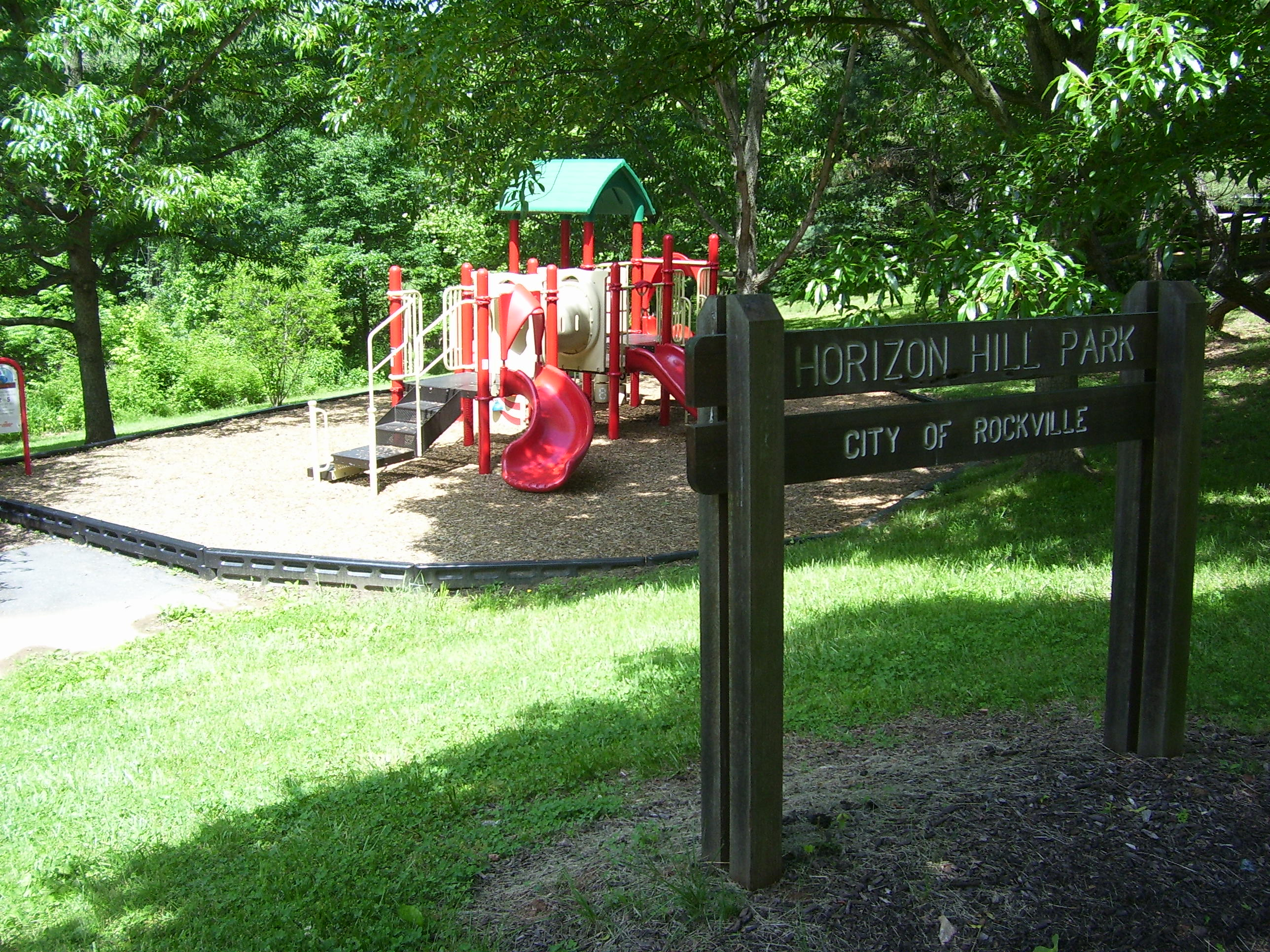 Horizon Hill Park 2 - 5 yr Playground