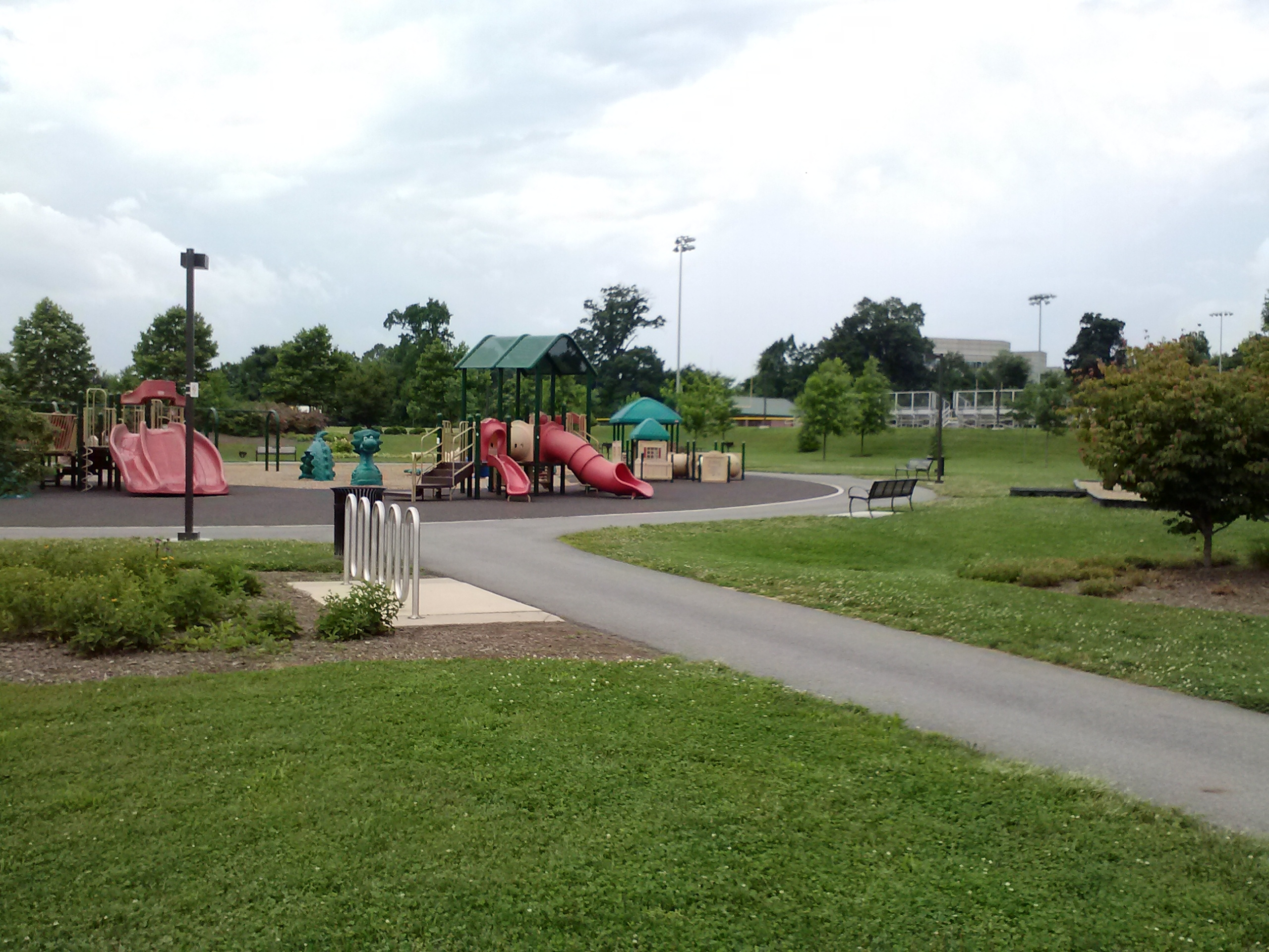 Mattie Stepanek Playground