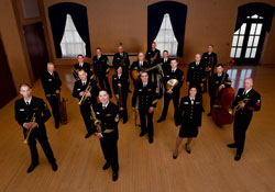 US Navy Band Commodores