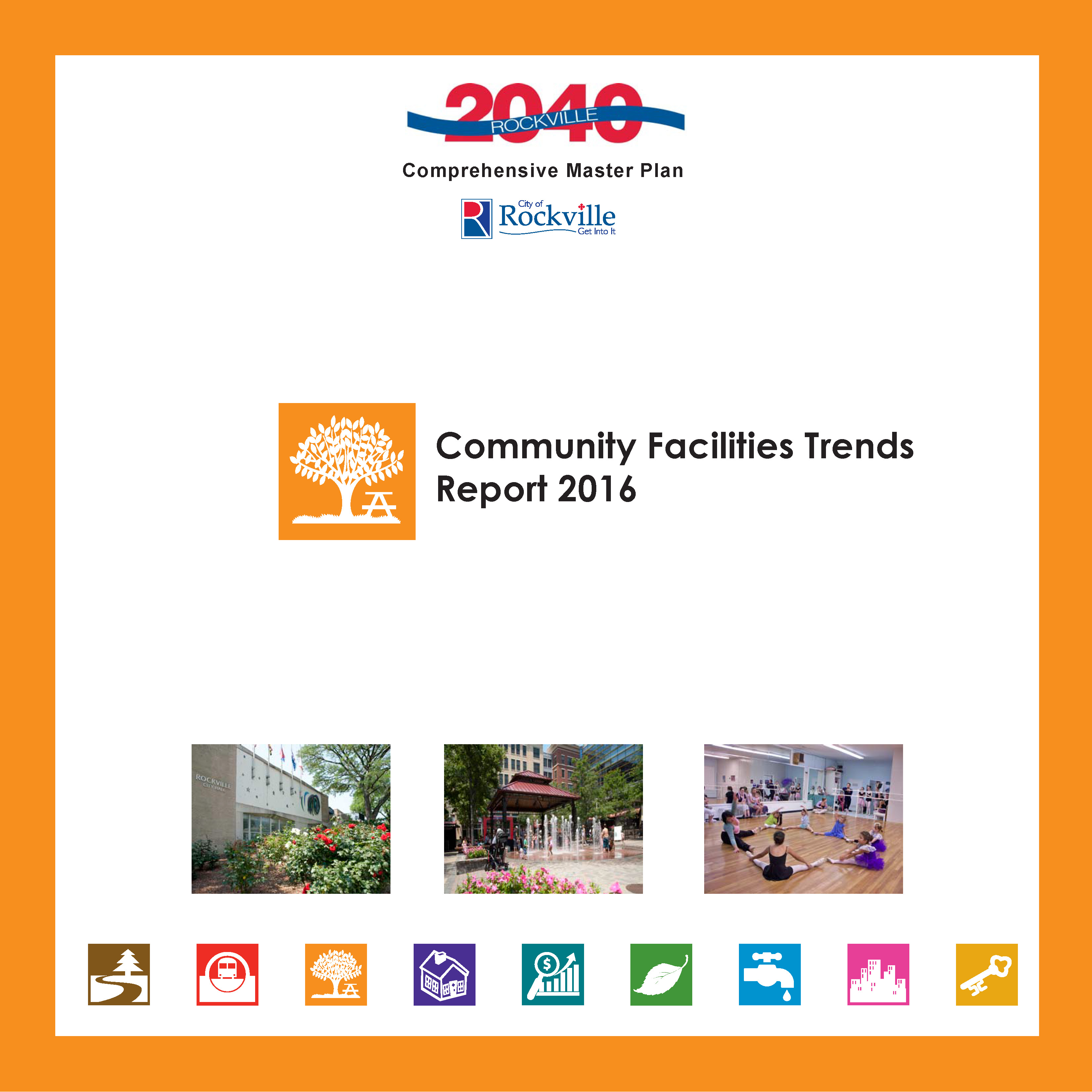 Community Facilities cover