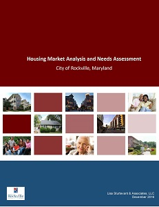 Housing Report cover page