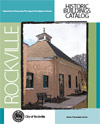 Historic Buildings Catalog cover
