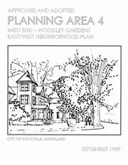 West End-Woodley Gardens Plan