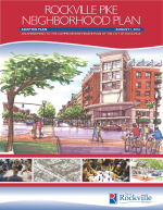 Rockville Pike Plan cover
