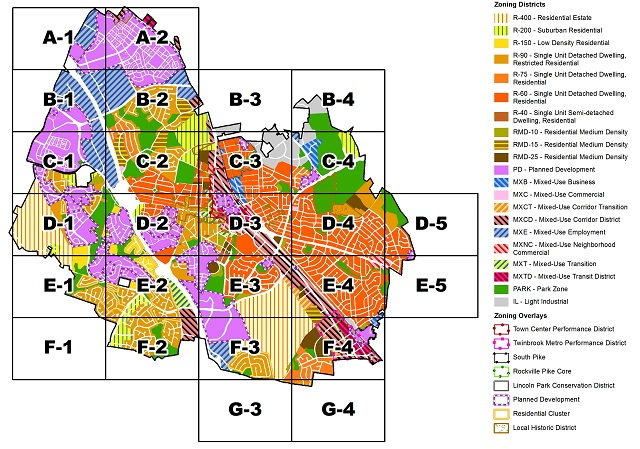 Zoning Map | Rockville, MD - Official Website on mashpee ma town map, residential map, future land use map, zoning board of appeals, city council, transportation map, e zone map, open space map, survey map, planning commission, streets map, wetlands map, zoning regulations, zoning ordinance, land use map, floodplain map, climate zone map, india earthquake zone map, soils map, parking map, business map, zoning code,