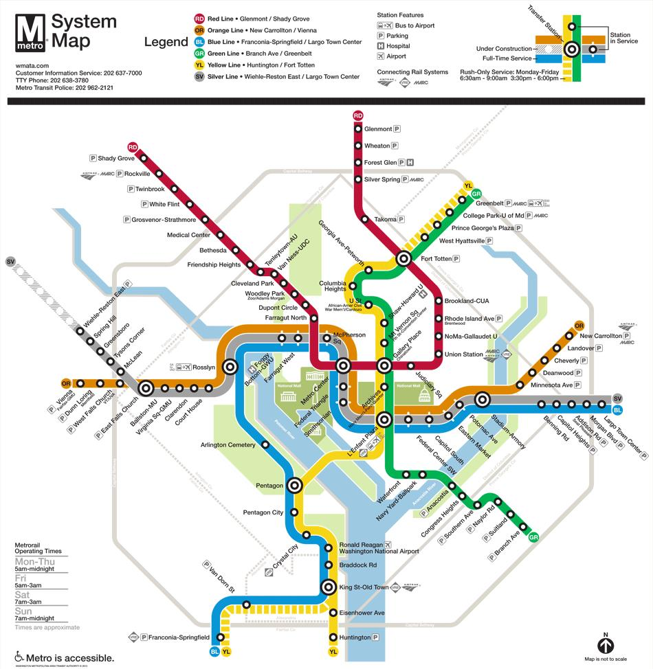 Rockville MD  Official Website  Transit