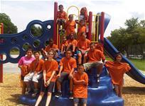 Linkages to Learning Summer Camp group photo