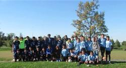 Latino Boys Soccer Program team