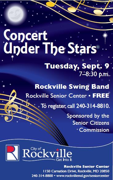 concert under the stars 2014